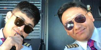 indonesia earthquake pilot