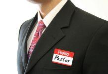 pastor in suite