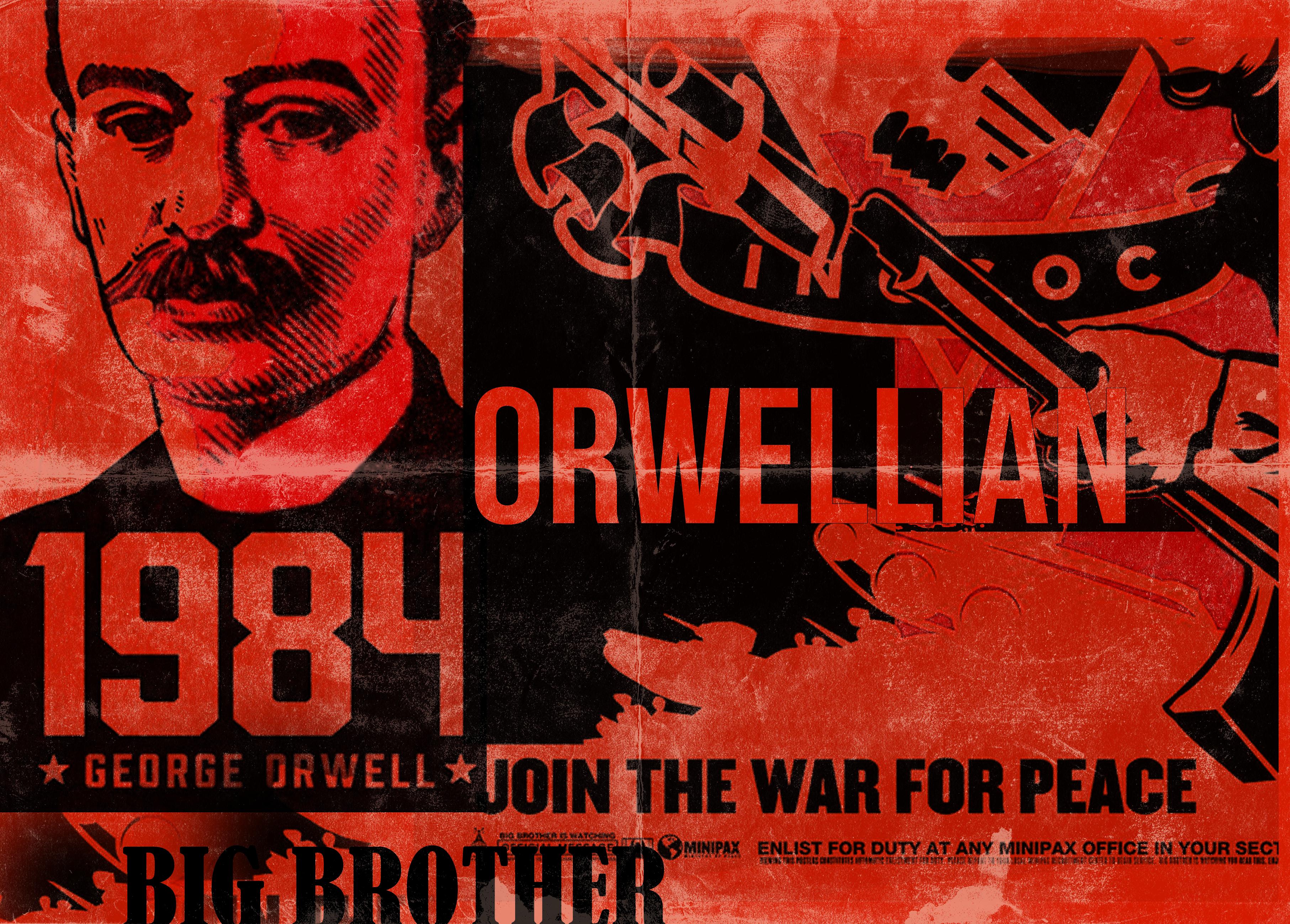 Persecution in an Orwellian dystopian world - John15.Rocks