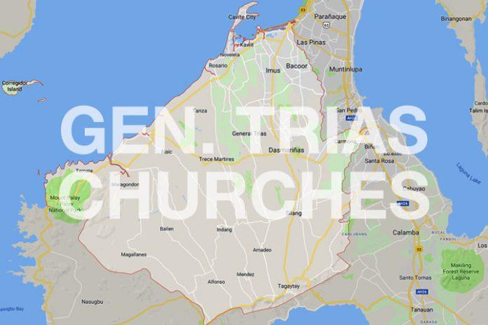 gen trias church