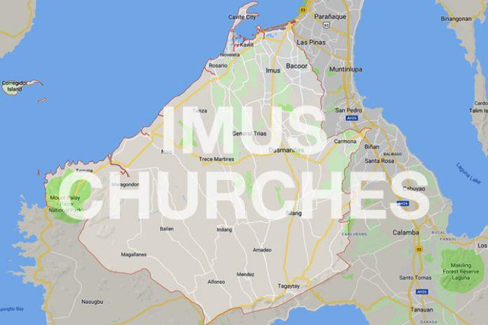 churches in imus