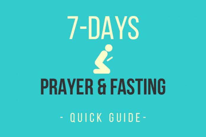 fasting manual