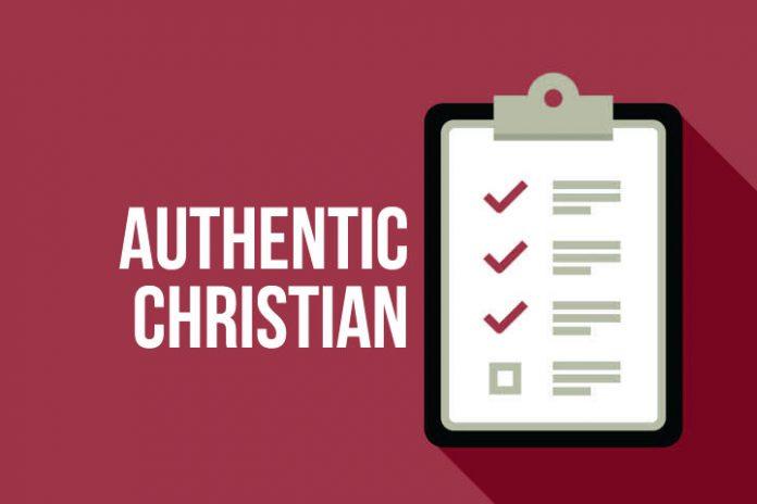 christian checklist