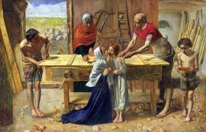 Jesus carpenter