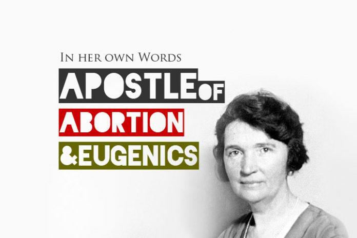 apostle of abortion